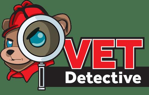 Vet-detective-bear-logo-red