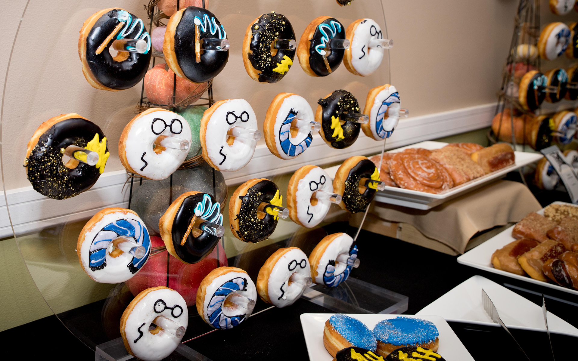 Viticus Center Catering - Donuts