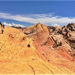 2019 Valley of Fire Hiking Tour