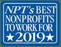 NPT's Best NonProfitsTo WorkFor2019-01