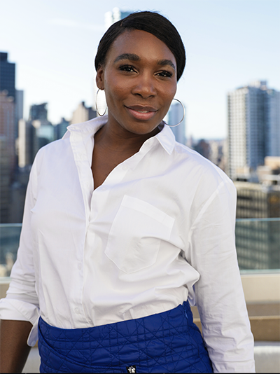 VENUS WILLIAMS Headshot 400