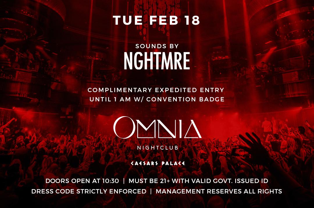 Promo Code Omnia Las Vegas